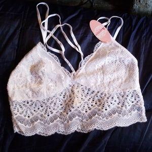 Lace Anemone Bralette